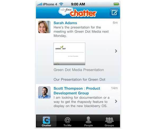 Top 10 Mobile Apps For Business Collaboration
