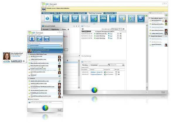 Cisco WebEx Connect