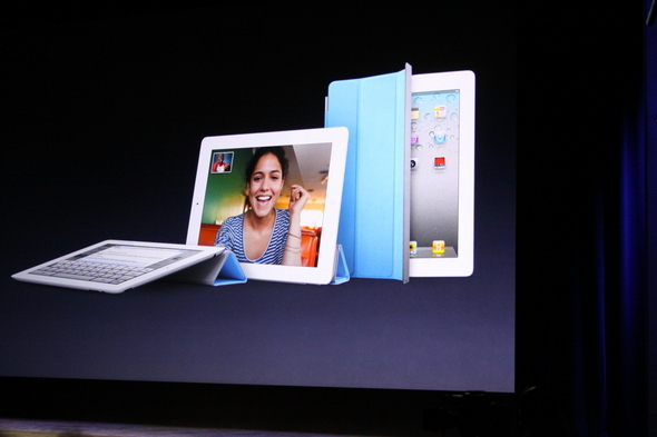 Apple Announces iPad2