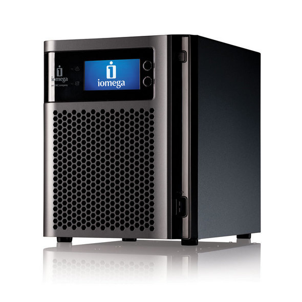 Iomega StorCenter px4-300d NAS