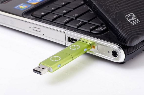 iTwin USB file sharing device