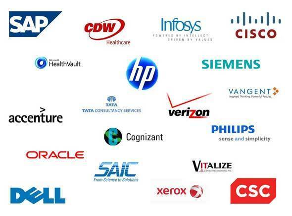 Leading Healthcare IT Vendors