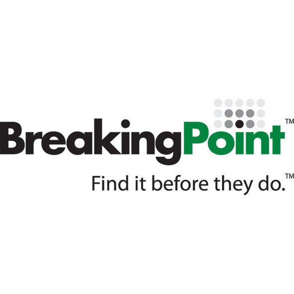 BreakingPoint Systems: BreakingPoint FireStorm CTM