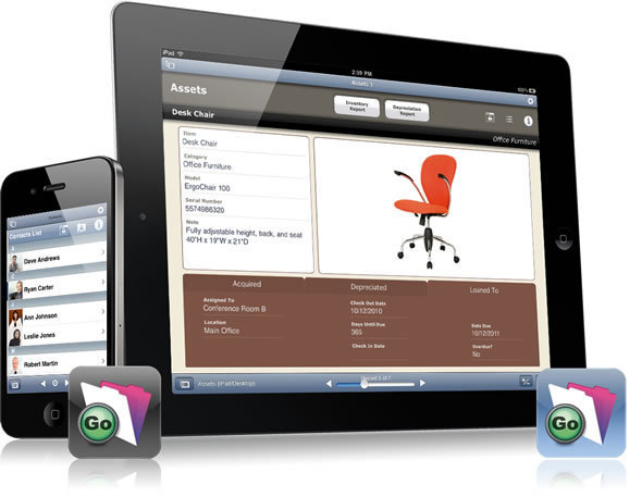 Filemaker Go 1.2 Expands iOS Feature Set