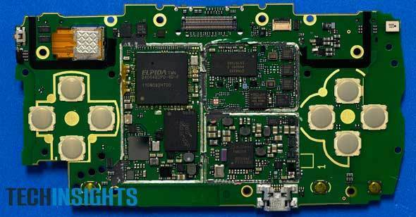 Sony Xperia Play Teardown