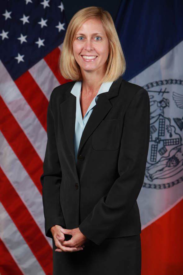 Carole Post, Commissioner of IT and Telecom, New York City