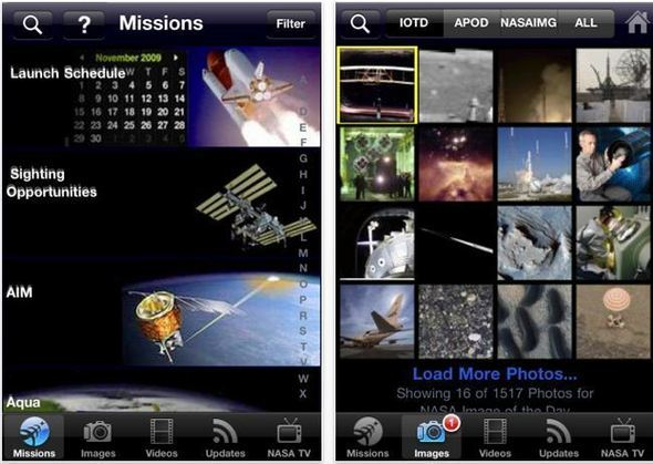 NASA App