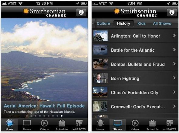 14 Cool Mobile Apps From Uncle Sam