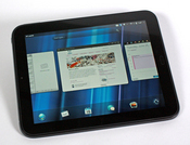HP TouchPad: A Visual Tour
