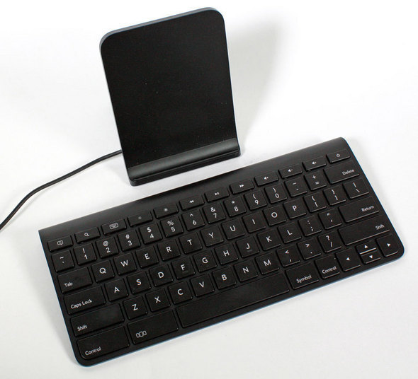 HP TouchPad Touchstone Stand, Wireless Keyboard