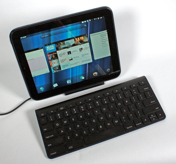 HP TouchPad Goes Into Exhibition Mode