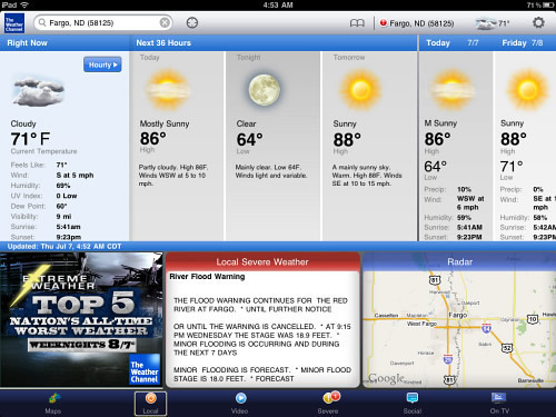 10 Hot iPad Apps For Summer