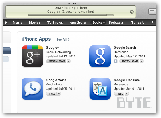 How To Get the Google+ App for iPhone on Your iPad - laptopbattery