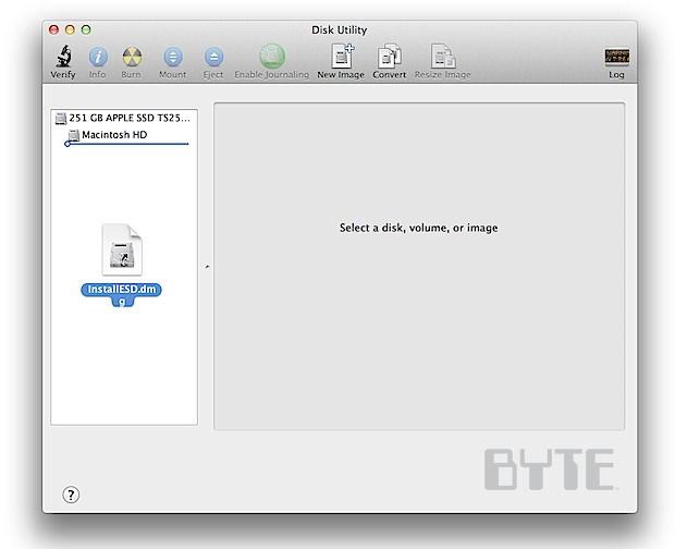 How To Create an OS X Lion Install Disc - InformationWeek