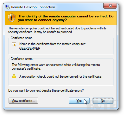 How To Optimize Remote Desktop In Windows 7 - InformationWeek