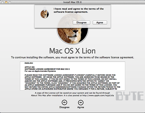 How To Upgrade OS X Snow Leopard To OS X Lion - InformationWeek
