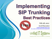 Slideshow: How to Acquire SIP Trunks